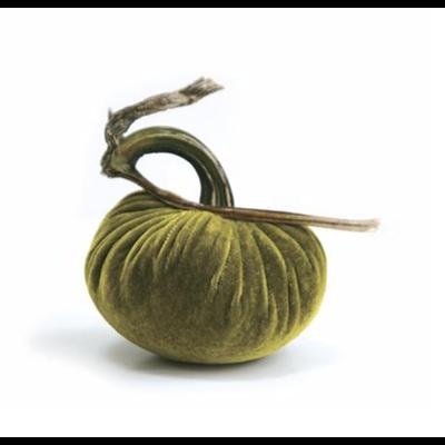 Plush Pumpkin Plush Pumpkins- Chartreuse 6''