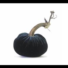 Plush Pumpkin Plush Pumpkins- Teal 4''