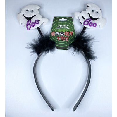 d&d distributing Googly Eyes Halloween Head Boppers- ghost