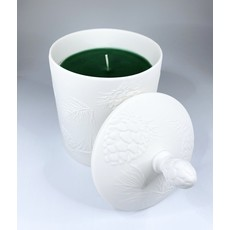 Two's Company Tis the Season Green Soy Wax Candle