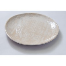 Relish Weave Wheat Serving Oval