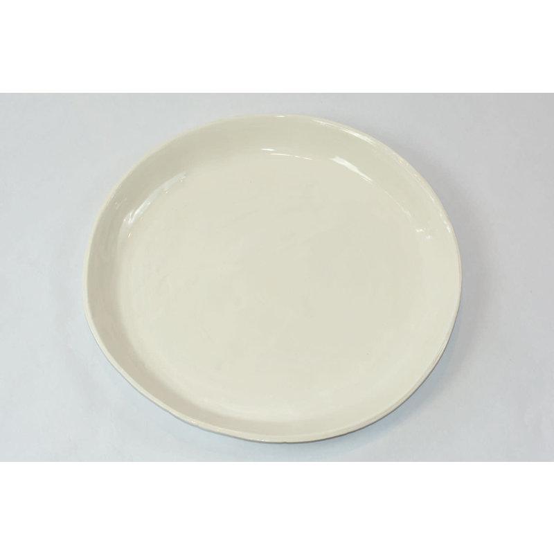 Relish Round Tray Cream