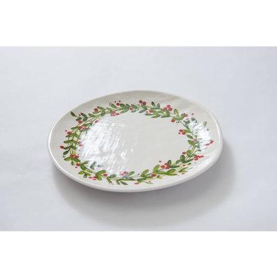 Relish Christmas Salad Plate
