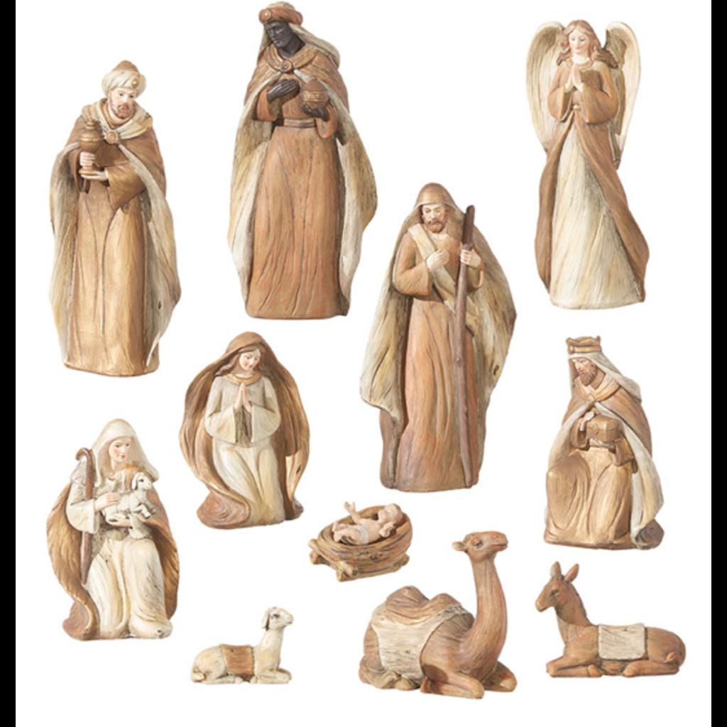 Raz 9.5'' Nativity