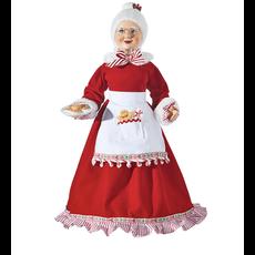Raz 18'' Kringle Candy Co Mrs Claus