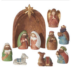Raz 5.75'' Nativity