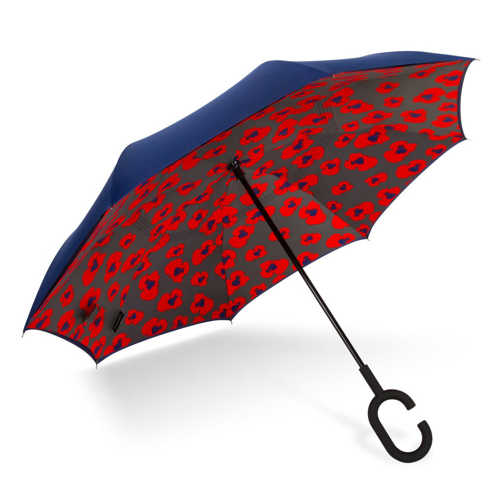 ShedRain UnbelievaBrella Inga Stick Umbrella