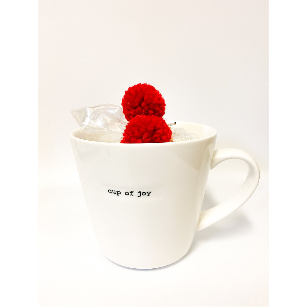 Two's Company Mug with Star Marshmallows- cup of joy