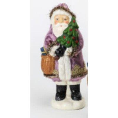 One Hundred 80 Degrees Santa Figure