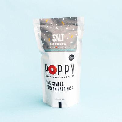 Poppy Corn Salt & Pepper Market Bag