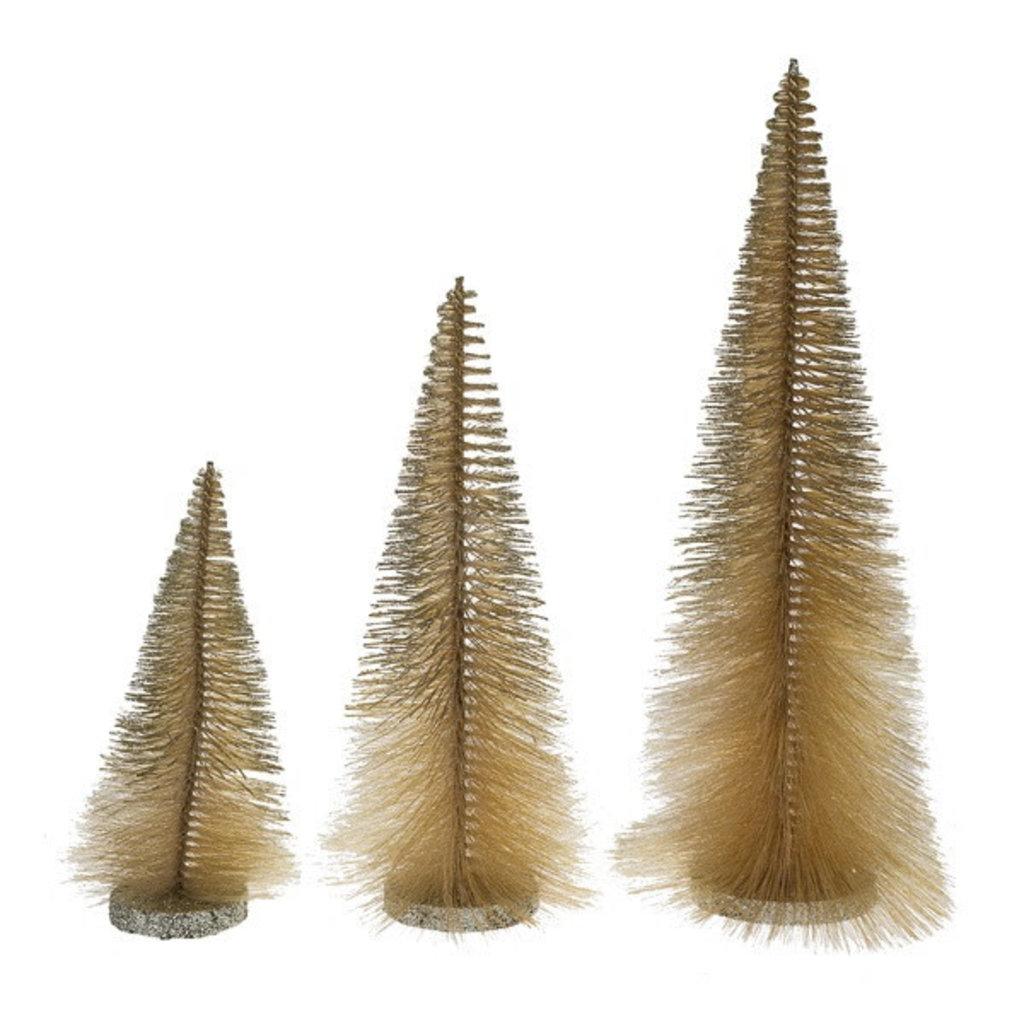 Ganz Gold Bottlebrush Tree