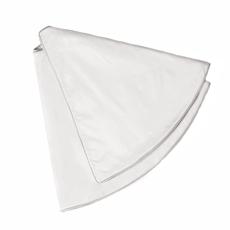 Fig & Dove 52'' Snow White Tree Skirt
