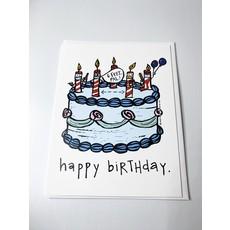 Sassy Banana Happy Birthday- 6ft Pal card