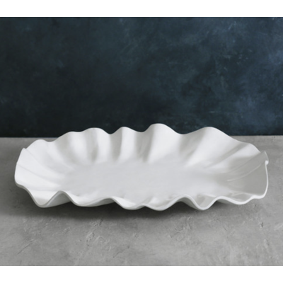 Beatriz Ball VIDA Bloom Large Oval Platter