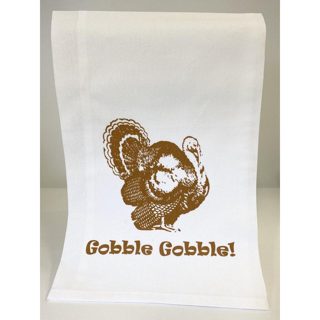 Monique Perry Gobble, Gobble Tea Towel