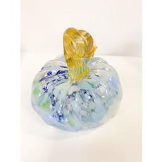 Ridge Walker Glass Hand Blown Pumpkin