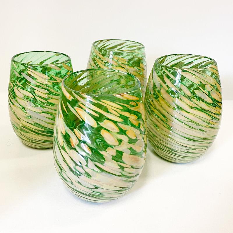 Ridge Walker Glass Stemless Glass