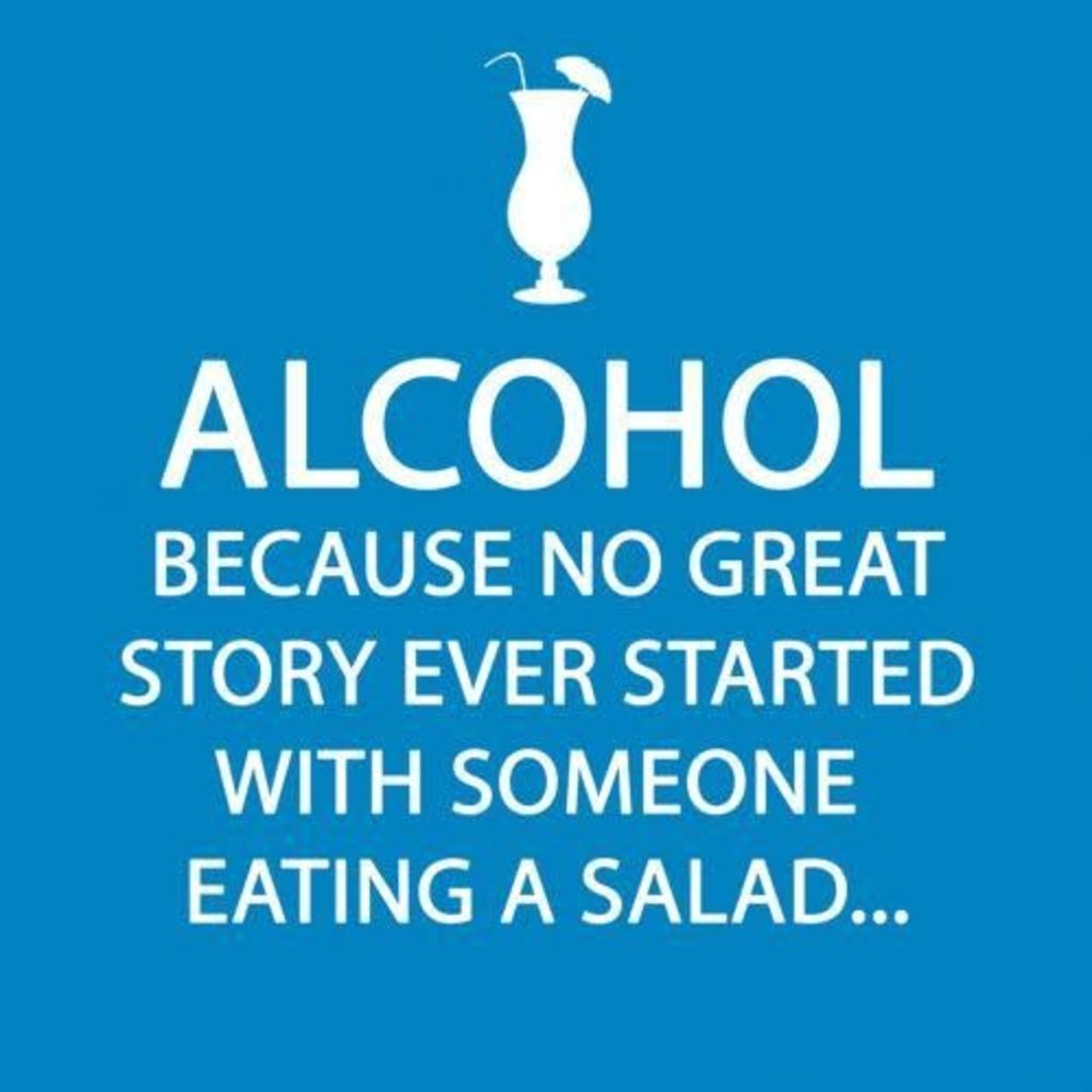 Paperproducts Design Alcohol Story- Bev