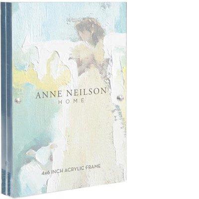 Anne Neilson Home Anne Neilson- Acrylic Frame 4x6