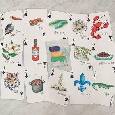 Fort52 Louisiana Shuffle Playing Cards