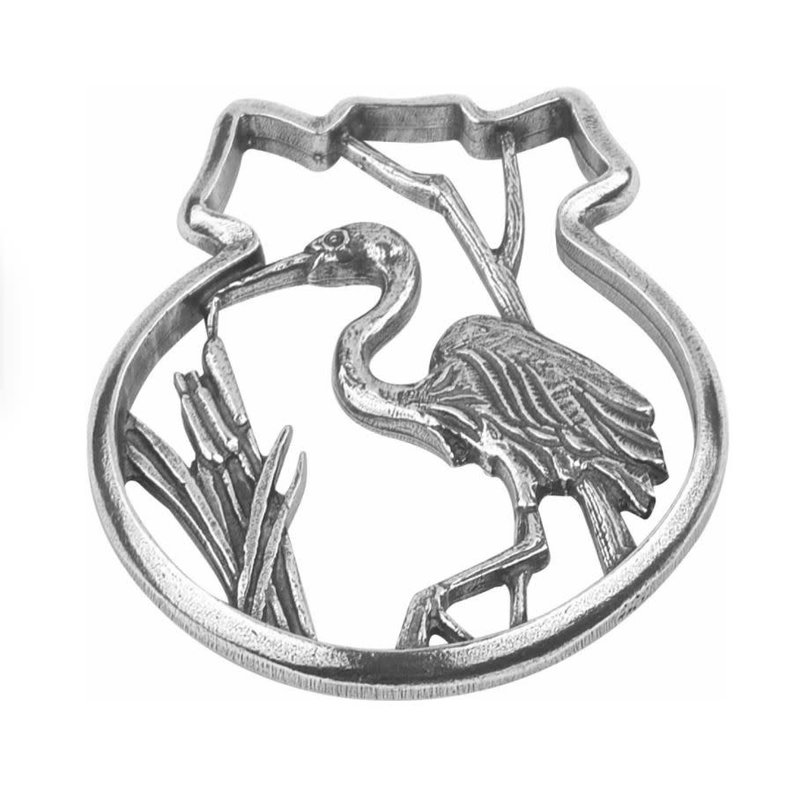 Salisbury Cast Heron Ornament