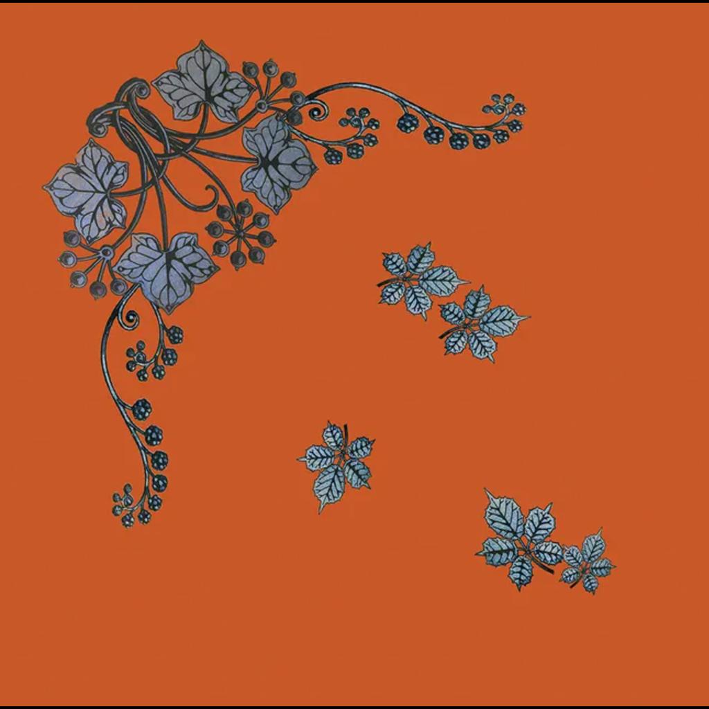 "Garnier Thiebaut Armonia Mandarine Napkin 18""x18"""