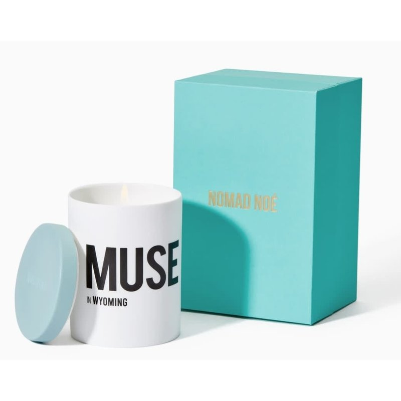 Nomad Noe Muse in Wyoming Candle