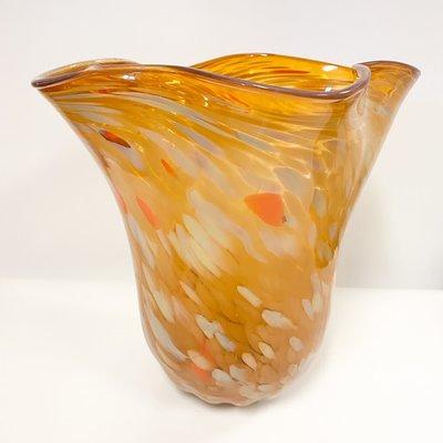 Ridge Walker Glass Hand-blown Large Bowl
