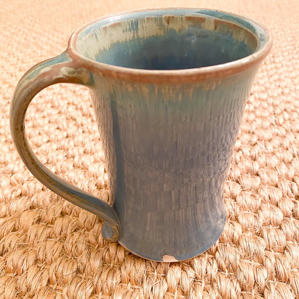 Rachael DePauw Blue Mug