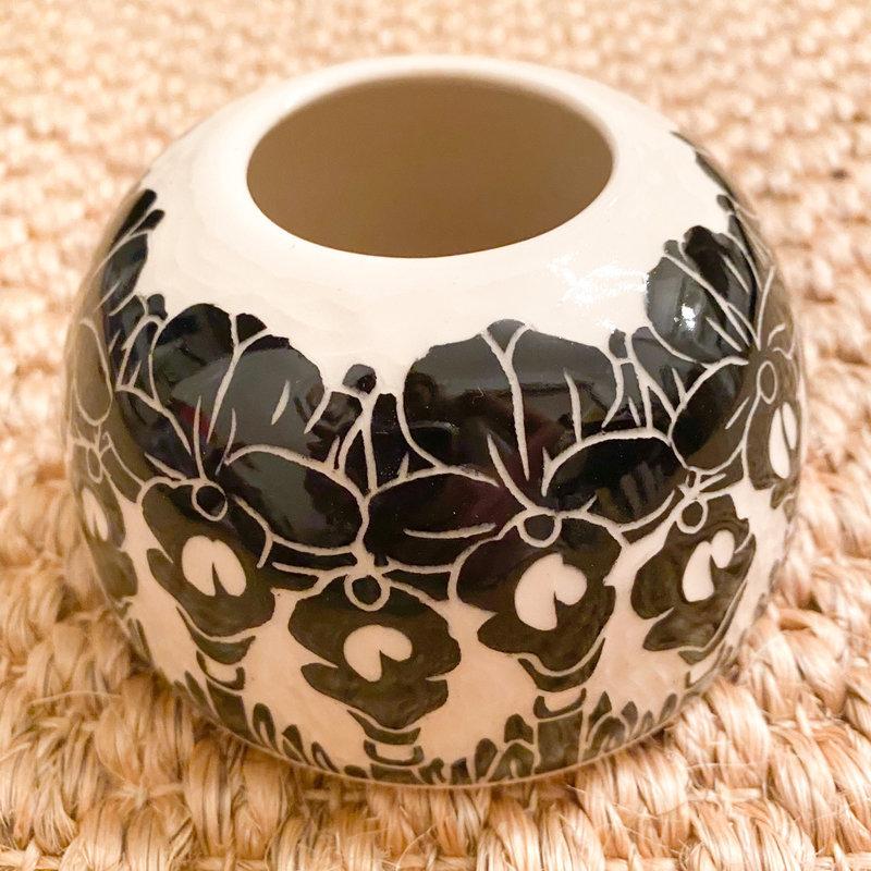 Rachael DePauw Short Iris Vase