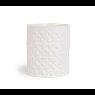 Ngala Trading Porcelain Tea Light Kuba