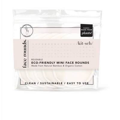 Kitsch Kitsch - Eco-Friendly Reusable Mini Face Rounds