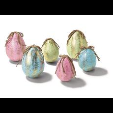 Two's Company Egg Ornament Small 2