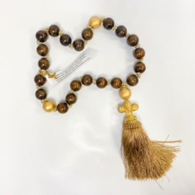 Ann Lee Sarpy Ann Lee Sarpy Wood Beads