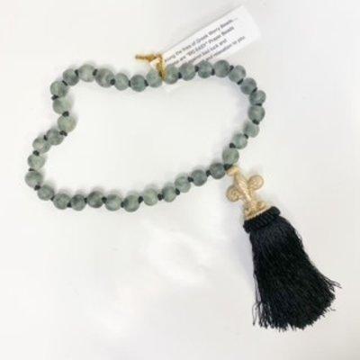 Ann Lee Sarpy Ann Lee Sarpy Small Black Beads