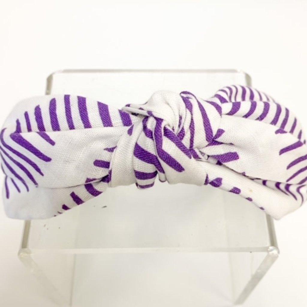 Brooke Wright Top Knot Headband