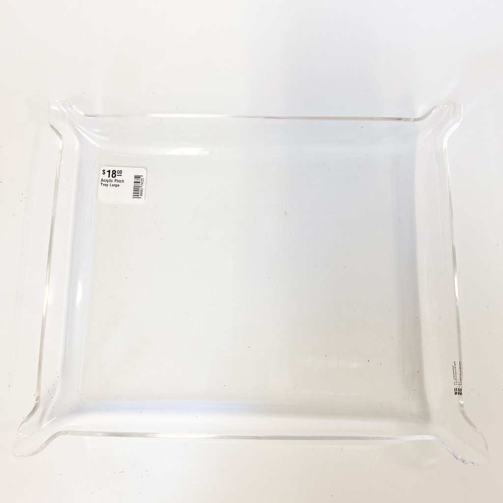 Huang Acrylic Pinch Tray Large