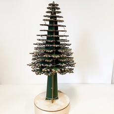 Ganz Wooden Light Up Tree