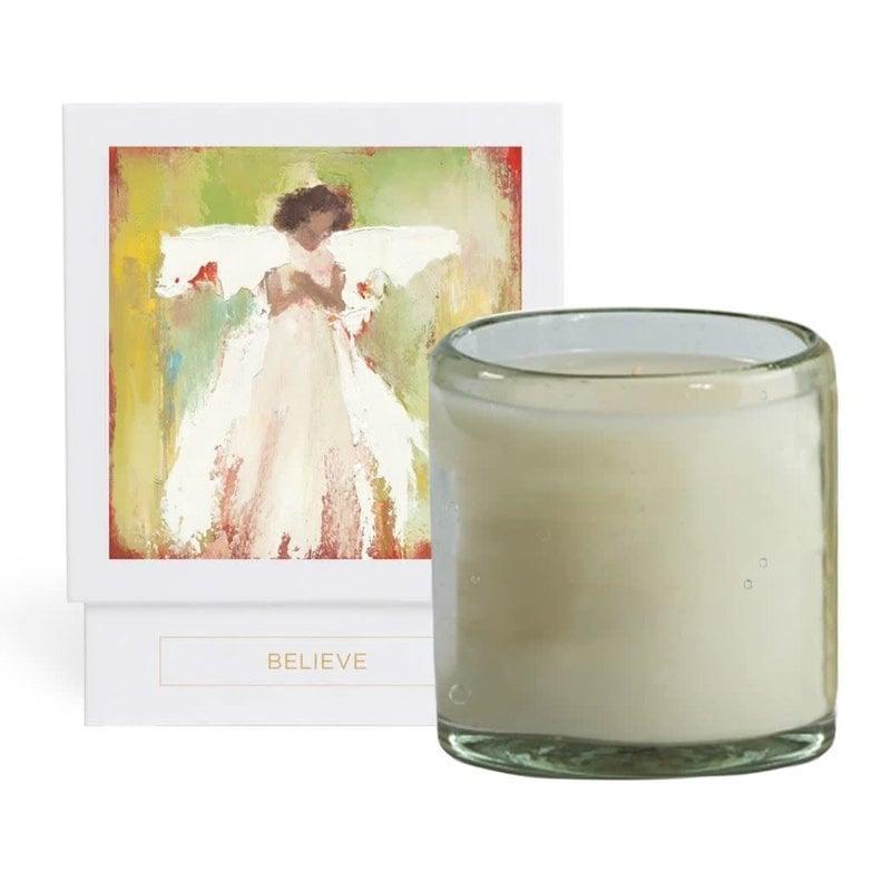 Anne Neilson Home Anne Neilson- Believe Candle