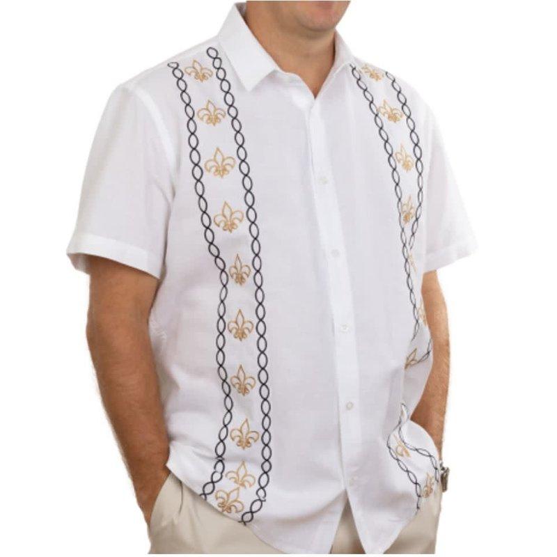 Dat Mambo Shirt Fleur De Lis Dat Mambo