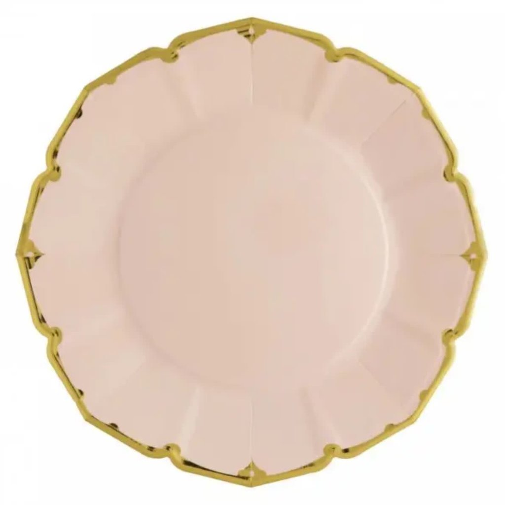 Eid Creations Blush Dinner Plates