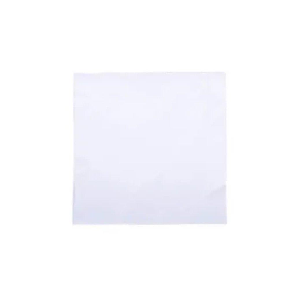 Eid Creations White Linen Embossed Napkins