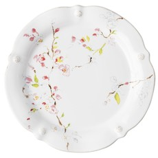 Juliska B&T Floral Sketch Cherry Blossom Dinner Plate