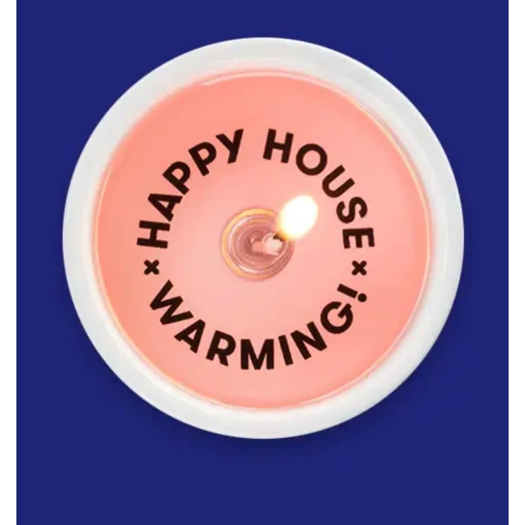 54 Celsius Happy Housewarming Secret Message Candle