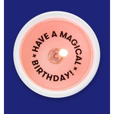 54 Celsius Have A Magical Birthday Secret Message Candle