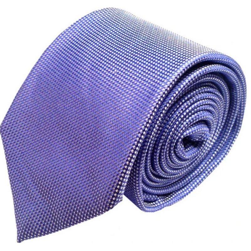 Lazy Jack Press The Mullet Tie- Blue