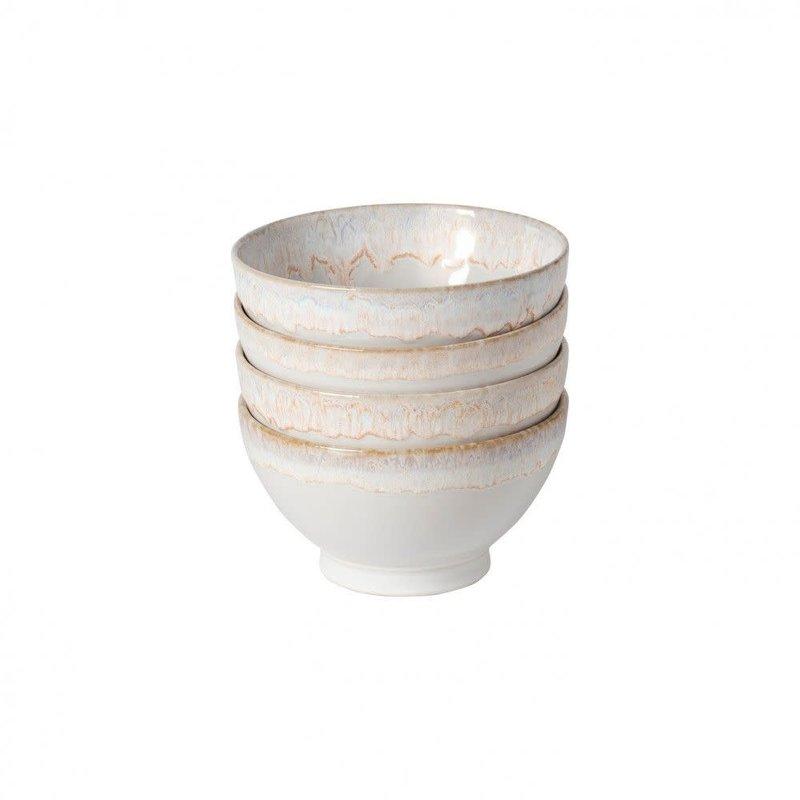 Casafina Set of 4 Latte Bowls White