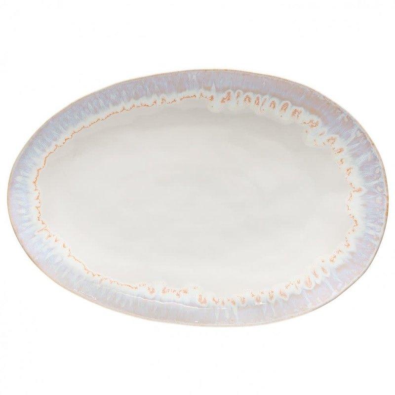 Casafina Large Oval Platter Brisa Sal