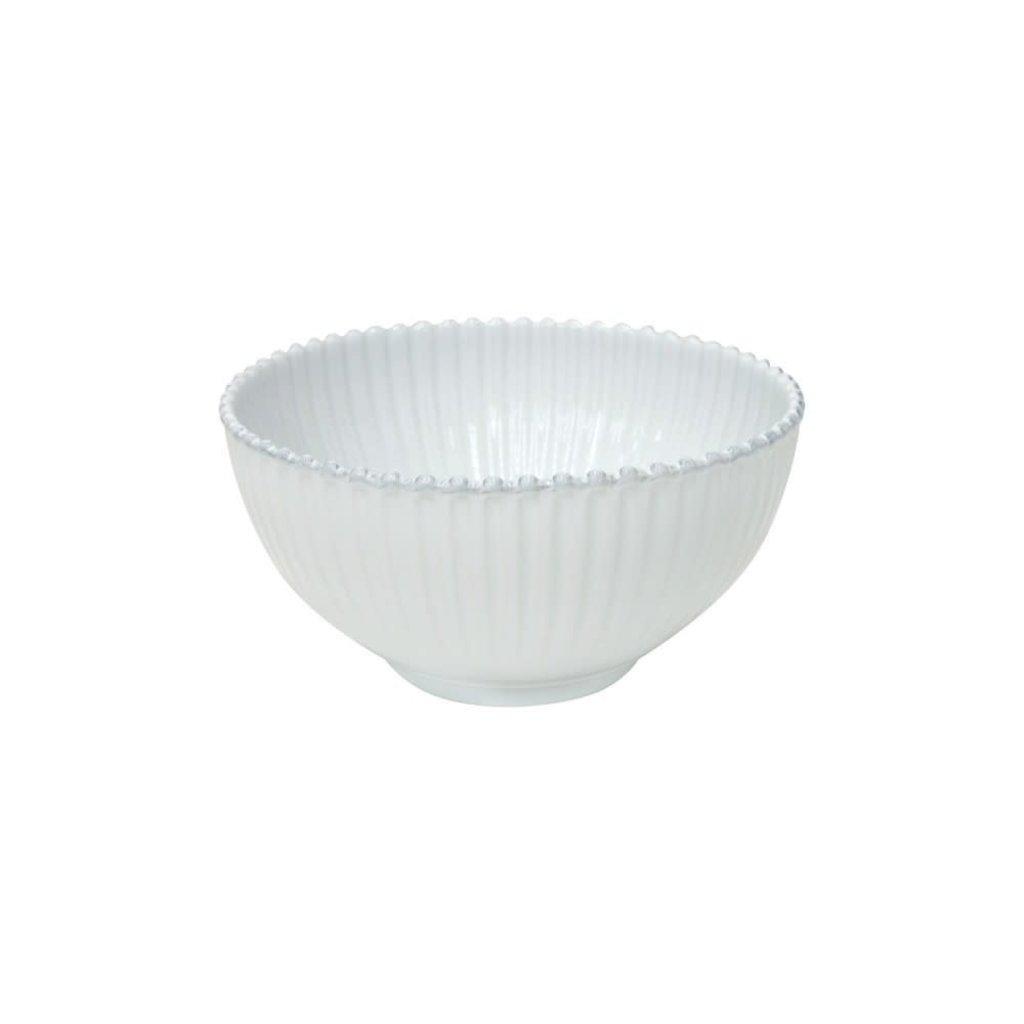 Casafina 10.75'' Salad Bowl Pearl White