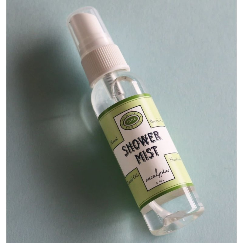 Jane Inc. Shower Mist- Eucalyptus
